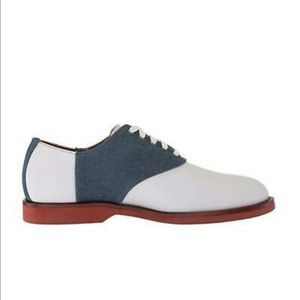 Polo Ralph Lauren  Men's Two-Tone Oxfords